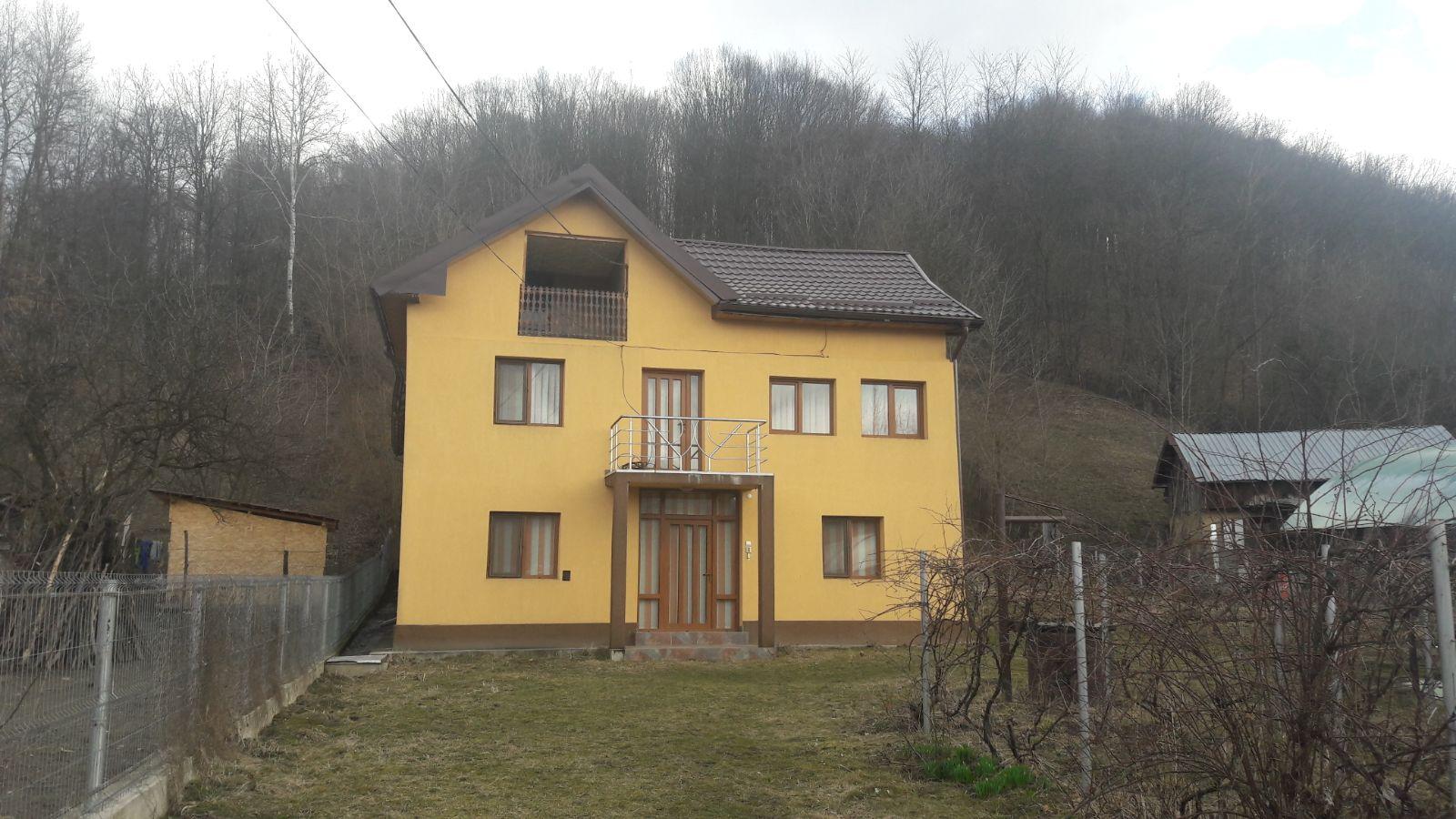 Vanzare casa/vila comuna Valea Lungă Dambovita